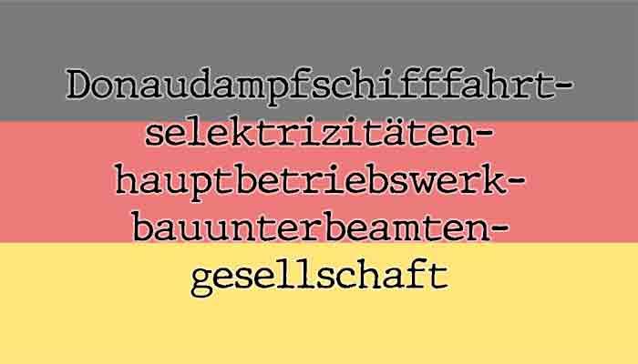 Belangrijkste woorden in het Duits – De top 1250
