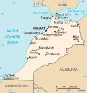 Steden van Marokko