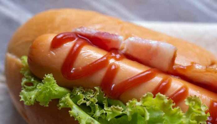 Eten van een hotdog kost je 35 minuten van je leven
