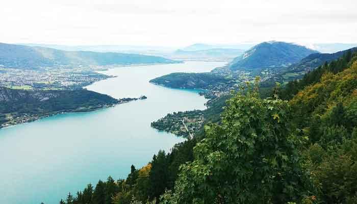 Top 20 Mooiste meren in Frankrijk