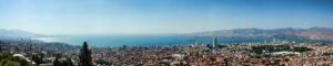 Panorama van İzmir