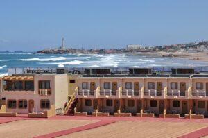 Strand van Casablanca
