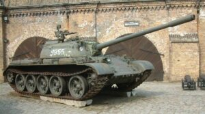 Tank 'T-54 / 55'