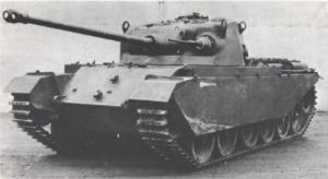 Tank 'Centurion'