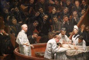 The Agnew Clinic (1889) - Thomas Eakins