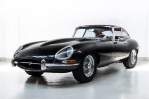 Jaguar E-Type Series 1 Coupé (1961)