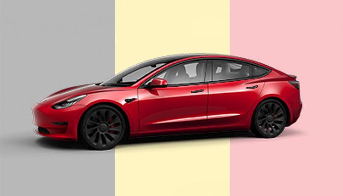 Top 5 populairste elektrische auto's België 2020