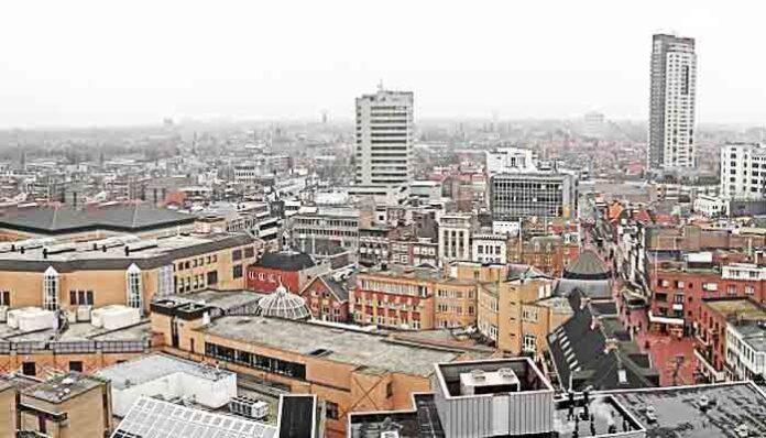 Binnenstad Eindhoven: onveiligste buurten om je auto te parkeren