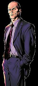 De huidige Lex Luthor
