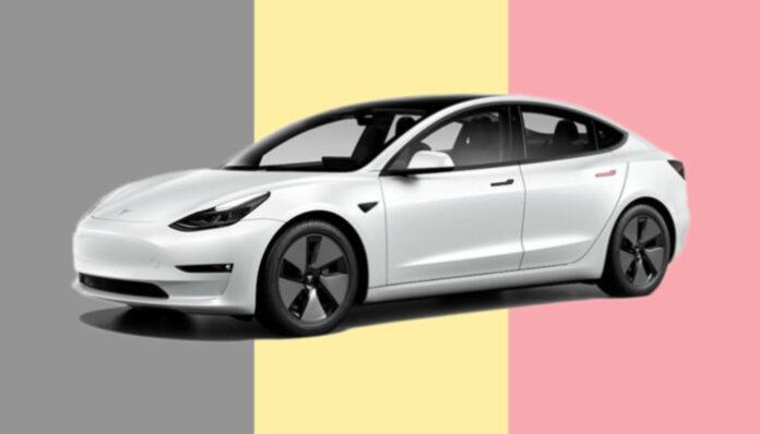 Top 10 populairste elektrische auto's in België 2021 1e kwartaal