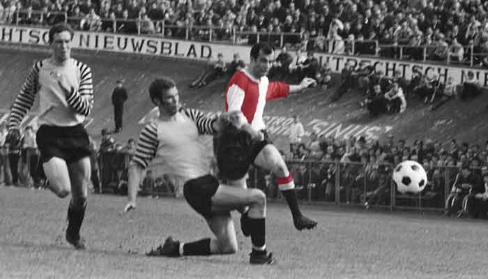 Top 100 beste voetballers van Feyenoord aller tijden