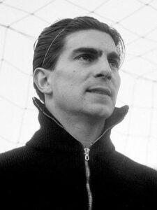 Frans de Munck in 1955