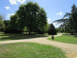 Honoré de Balzac-park - Tours