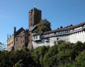Kasteel Wartburg, Eisenach, Thüringen