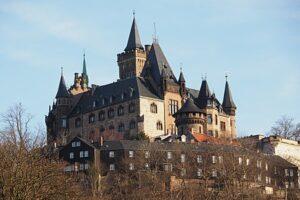 Slot Wernigerode, Wernigerode, Sachsen-Anhalt