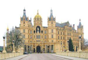 Kasteel van Schwerin, Schwerin, Mecklenburg-Voorpommeren