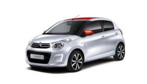 Citroën C1 Feel: nummer één onder de goedkoopste leaseauto's 2021