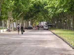 Montpellier Esplanade