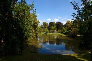 Parc de l'Orangerie - Straatsburg