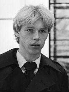 Pétur Pétursson in 1979