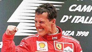 Michael Schumacher: Formule 1 coureur met meeste podia achter elkaar