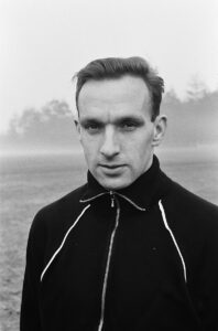 Rinus Bennaars in 1961