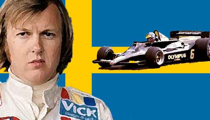 Alle Zweedse Formule 1 coureurs (10 incl. de top 10)