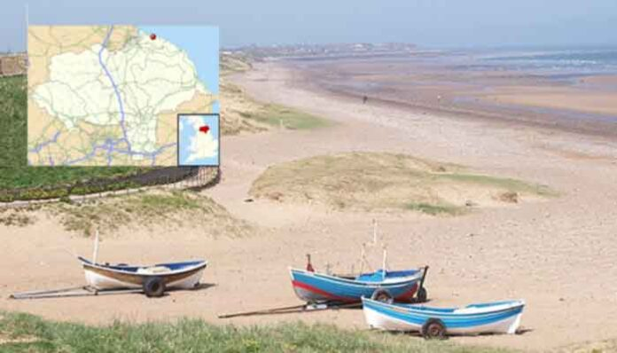 Top 10 beste stranden in Groot-Brittannië 2021 - De nummer 1: Saltburn Beach in Yorkshire