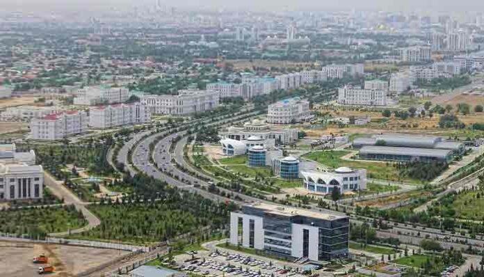 Asjchabad: Duurste steden in de wereld om in te leven