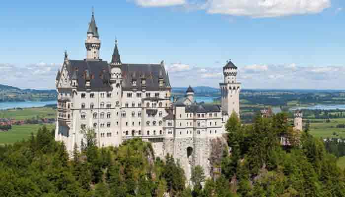 Top 25 mooiste kastelen van Duitsland – een overzicht