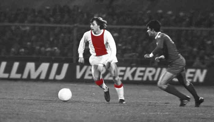 Top 100 beste voetballers van Ajax aller tijden