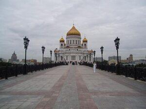 Christus-Verlosserkathedraal, Moskou