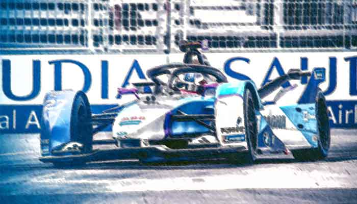 Top 10 populairste Formule E coureurs 2021 met beeld