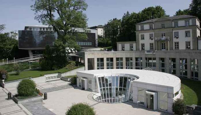 IMD-campus in Lausanne: beste business schools in Europa 2021