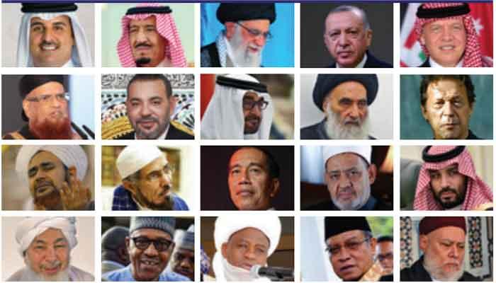 Top 10 meest invloedrijke moslims ter wereld 2021