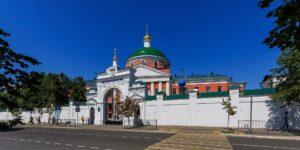 Kazansky Klooster - Rusland