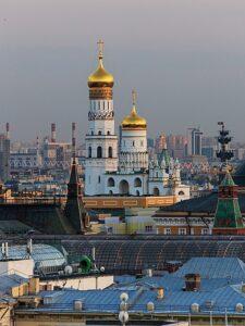 Klokkentoren van Ivan de Grote