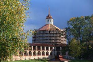 Kirillo-Belozersky Klooster - Rusland