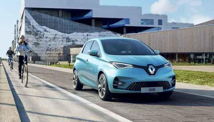 Renault Zoë: beste tweedehands elektrische auto 2021