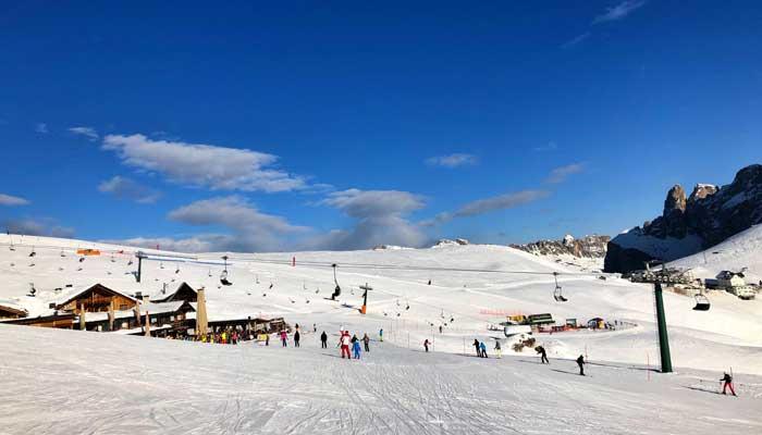 Top 10 meest sneeuwzekere skigebieden in Europa