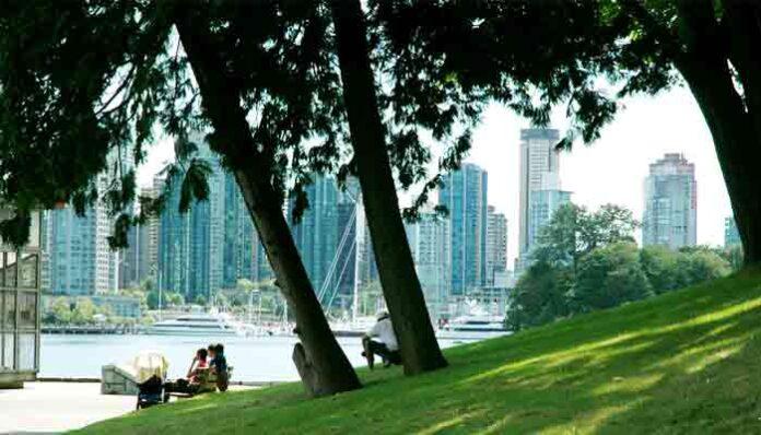 Vancouver: Top 10 Groenste steden ter wereld 2021 cf BusinessWaste.co.uk