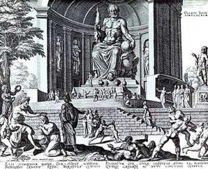 Zeus te Olympia
